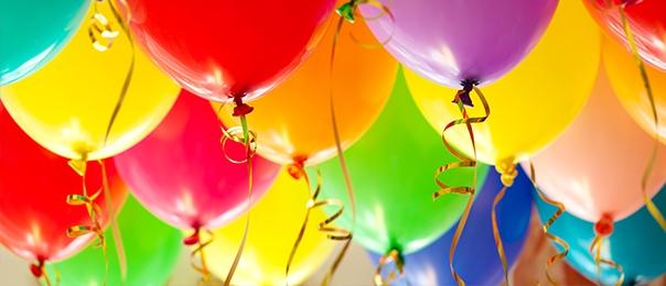 Palloncini per le feste!