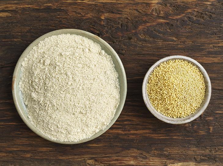 Intolleranza al glutine: alla scoperta della farina di miglio