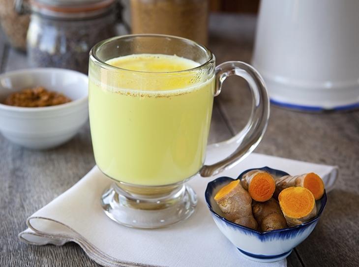 Nuove tendenze food: dall'India arriva il Golden Milk