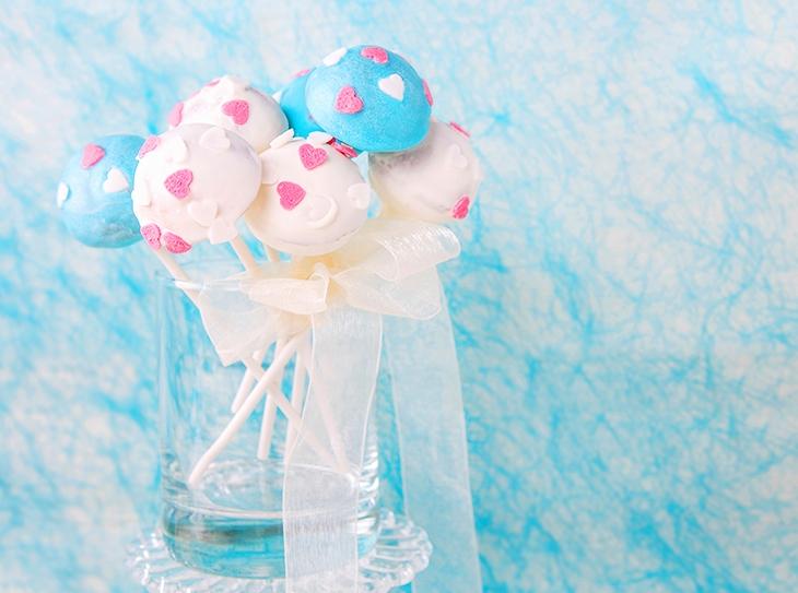 Come annunciare la nascita di un bambino con dei dolci