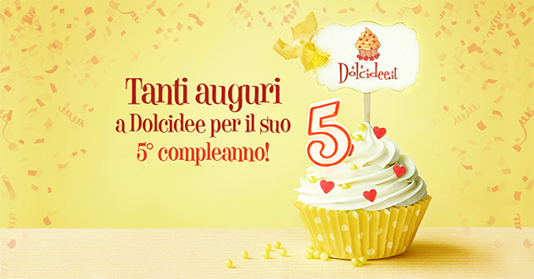 AUGURI DOLCIDEE.IT