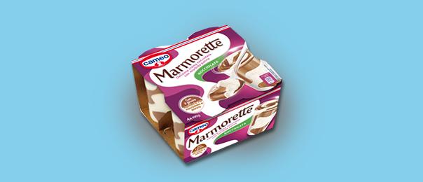 Golosa novità: Marmorette Crema Nocciolata e Panna