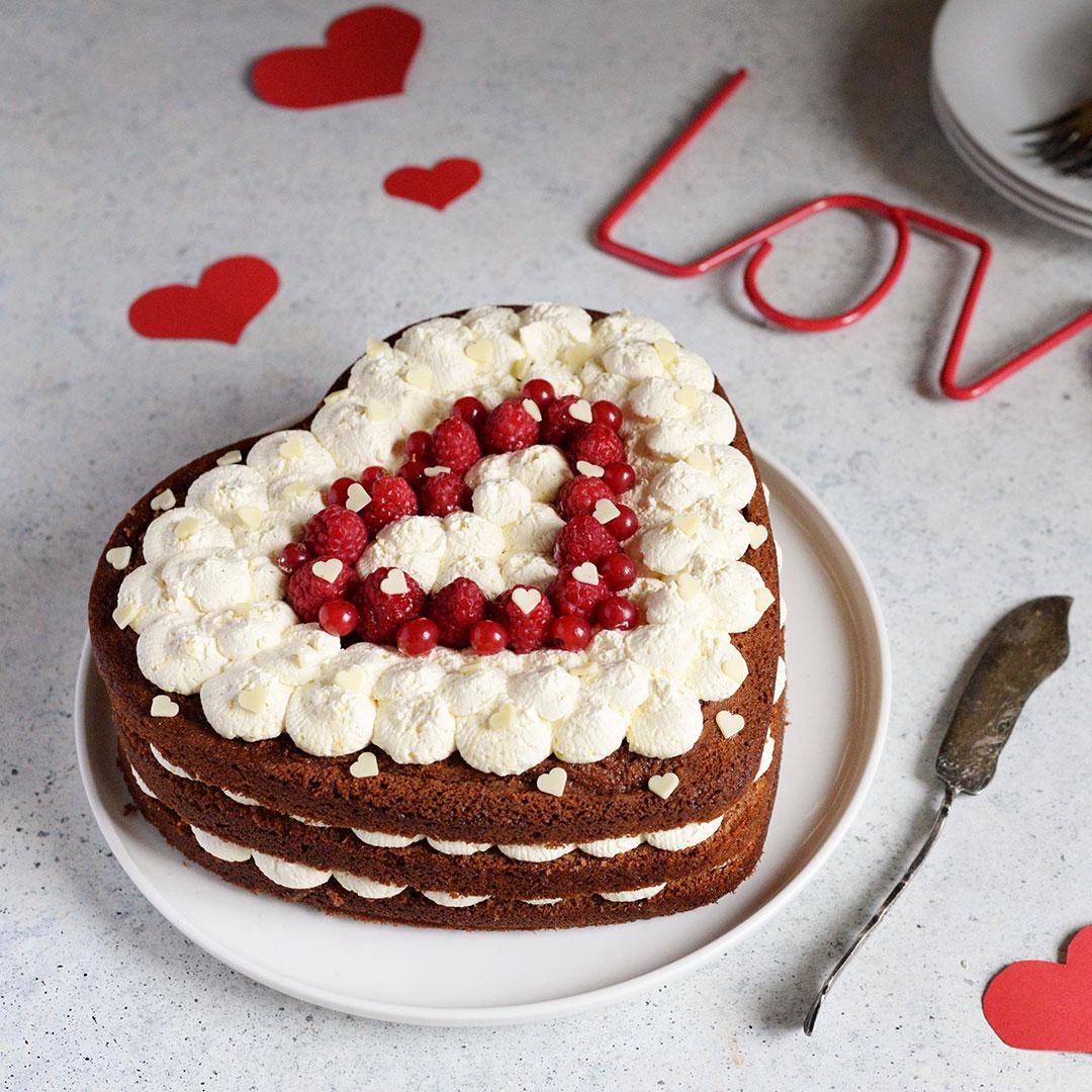 Ricetta Naked cake alla frutta di ricettedellanonna.net | inFrigo.it