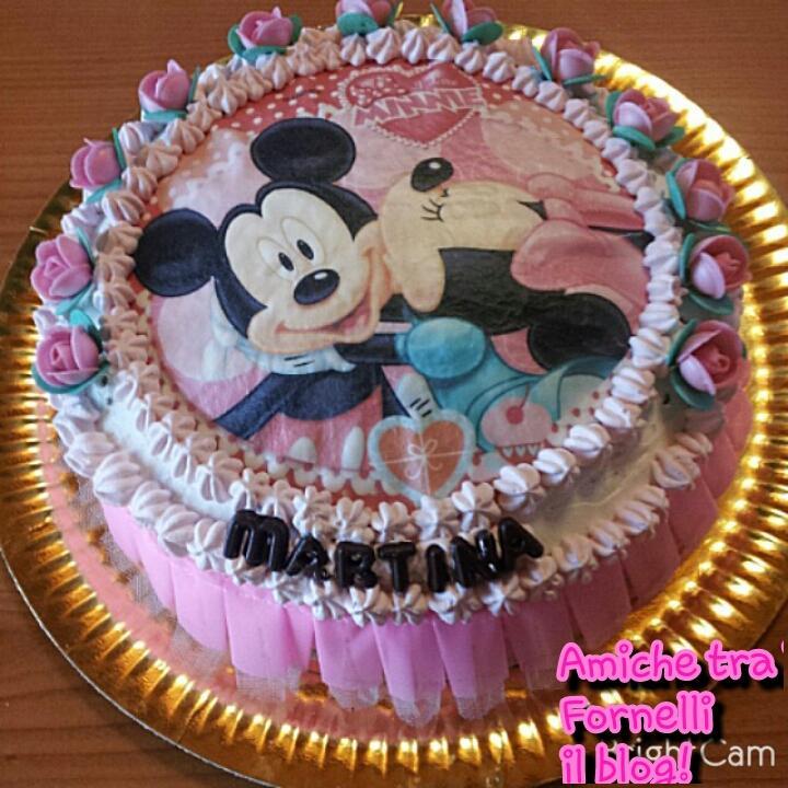 Ricetta Torta Di Compleanno Dolcidee