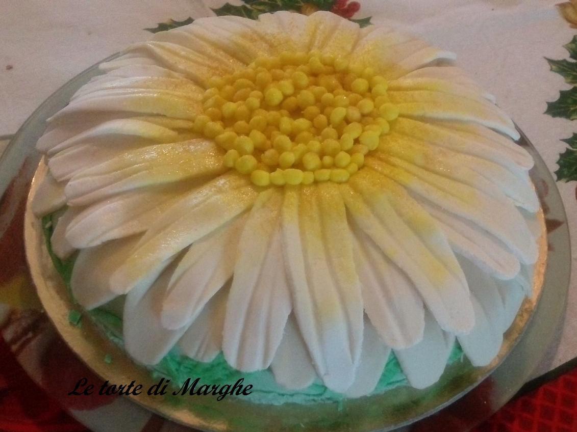 Ricetta Torta A Forma Di Margherita Dolcidee