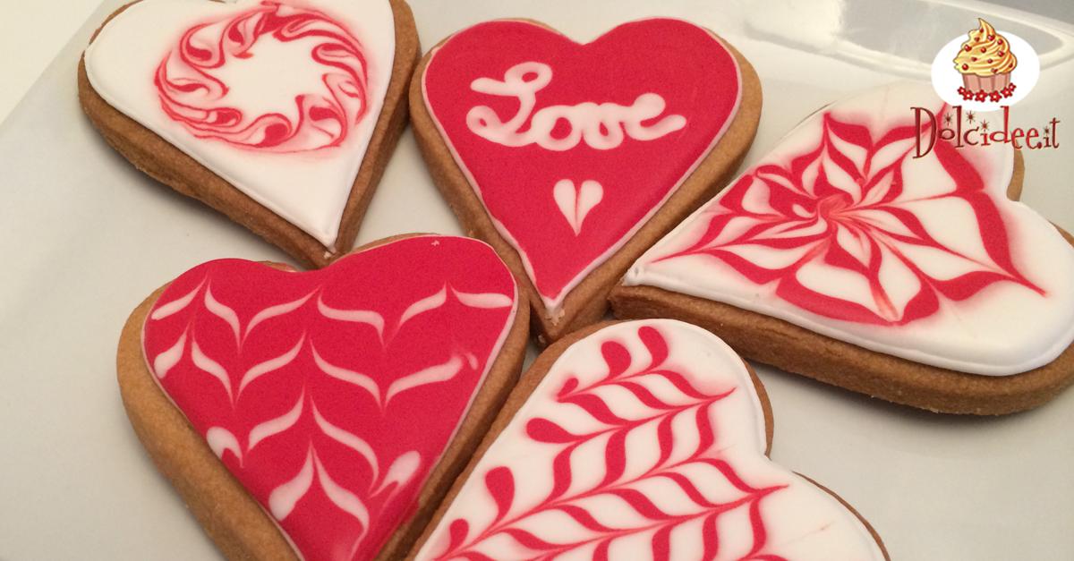 Ricetta biscotti a cuore di san valentino for Pensierini di san valentino