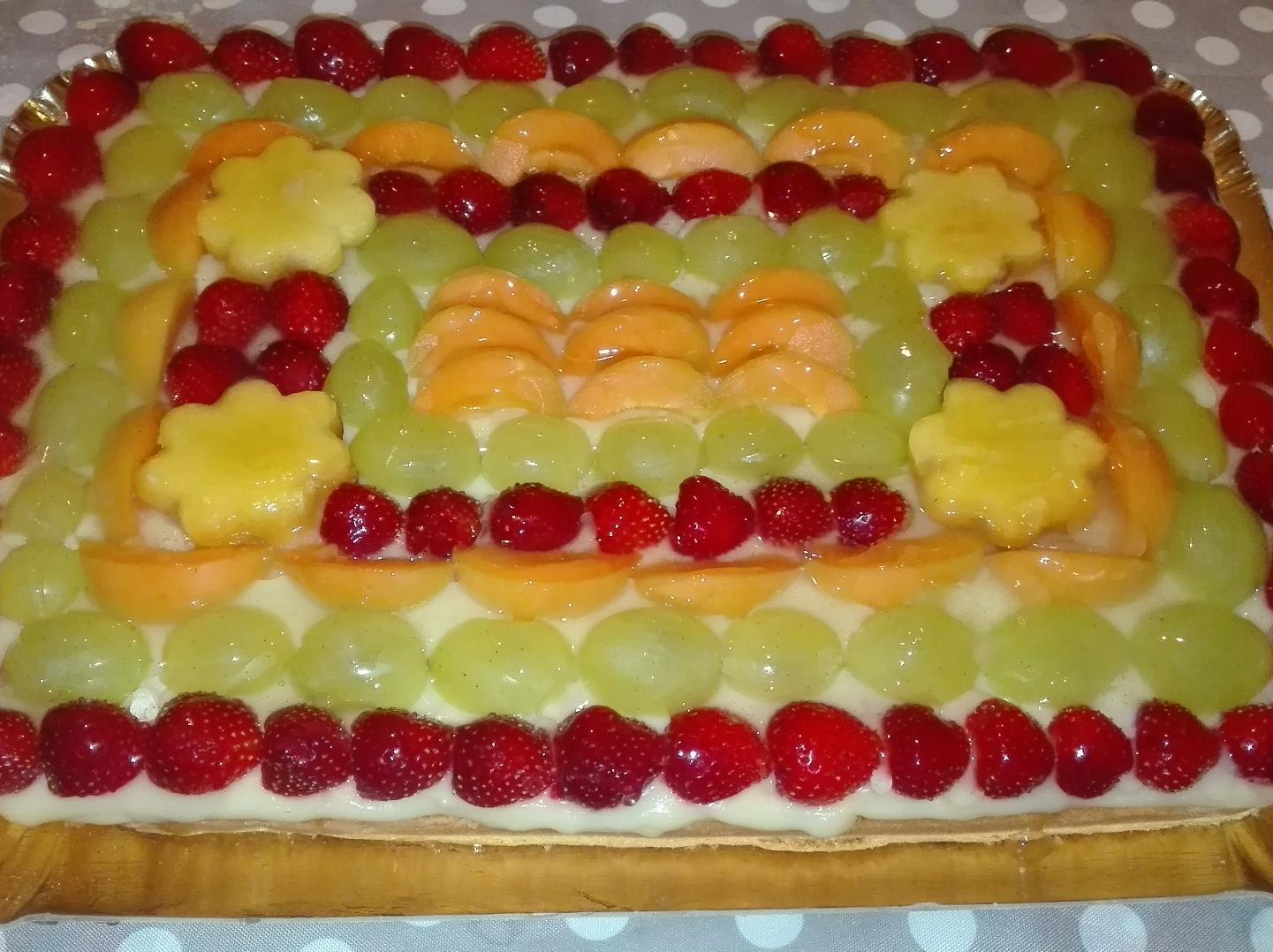 Ricetta Torta Alla Frutta Dolcidee