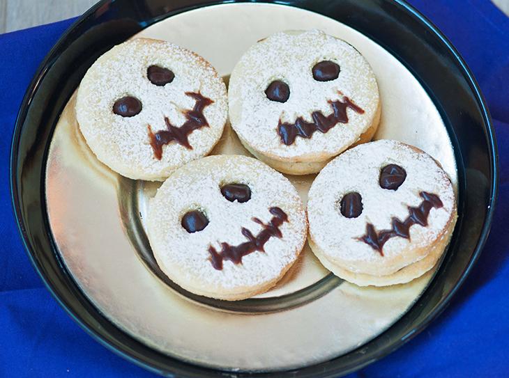 Ricetta Biscotti fantasma per Halloween | Dolcidee