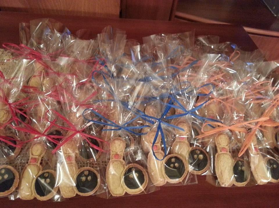 Ricetta Biscotti Decorati Per Festa Di Compleanno Al Bowling