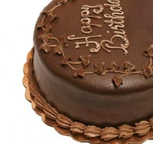 Coffee And Birthday Cake