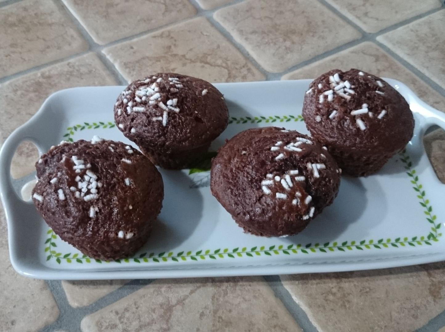 Muffin cioccolatosi
