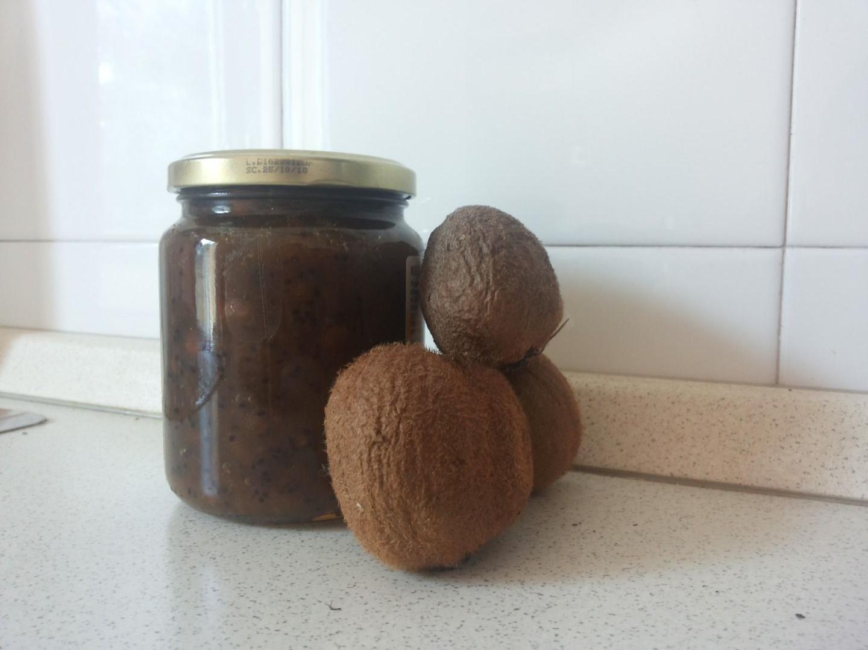 Far Bollire Vasetti Marmellata marmellata di kiwi