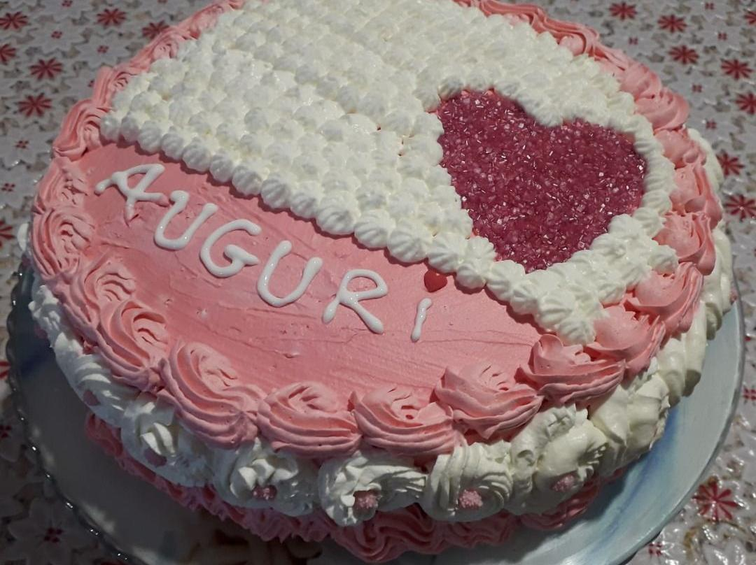 Ricetta Torta Decorata Per La Mamma Dolcidee