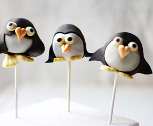 Penguin Pops
