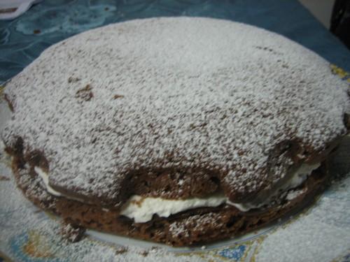 Ricetta Torta Nutella E Panna.Ricetta Torta Panna E Nutella Dolcidee