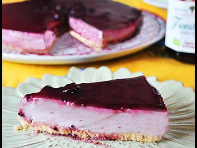 Ricetta Cheesecake Allo Yogurt Senza Cottura Senza Lattosio E Senza