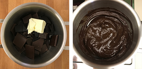 Ricetta New York Cheesecake Al Cioccolato Per La Festa Del Papà